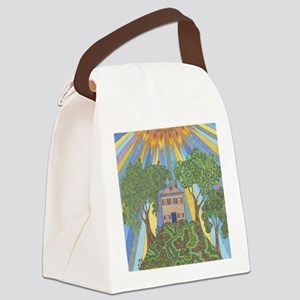 Gods Love Canvas Lunch Bag