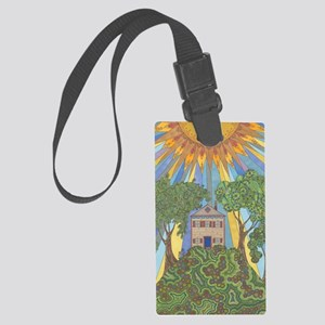 Gods Love Large Luggage Tag