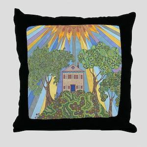Gods Love Throw Pillow