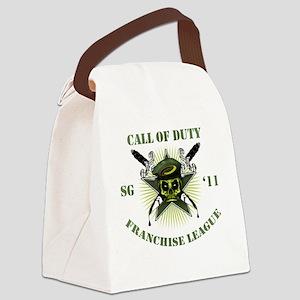 CFL_DICOM Canvas Lunch Bag
