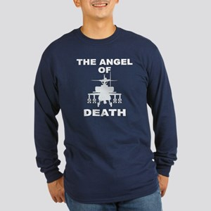 Angel of Death Long Sleeve Dark T-Shirt