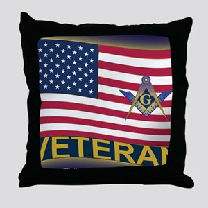 VET LICENSE Throw Pillow