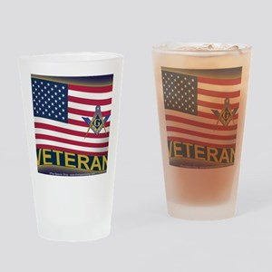 VET LICENSE Drinking Glass