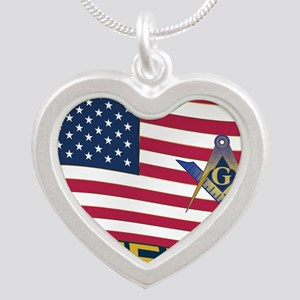 VET LICENSE Silver Heart Necklace