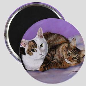 karencats11x11pillow Magnet