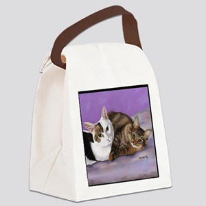 karencats11x11pillow Canvas Lunch Bag