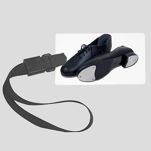 TapShoes012511 Large Luggage Tag