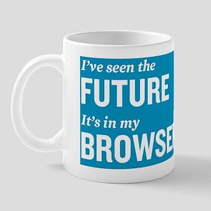 HTML5_bumper_sticker Mug