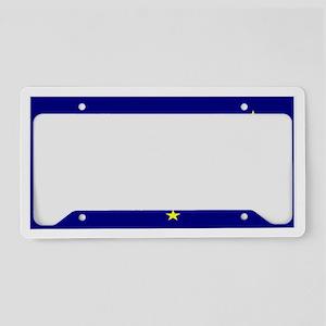 Alaska License Plate Holder