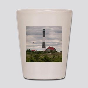 ROBERT_MOSES_STATE_PARK_LIGHTHOUSE_NY Shot Glass
