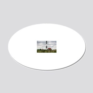 ROBERT_MOSES_STATE_PARK_LIGH 20x12 Oval Wall Decal