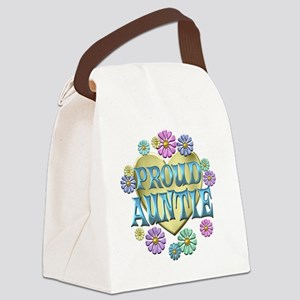 PROUDAUNTIE Canvas Lunch Bag