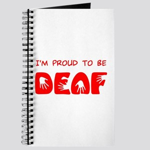 Proud to be Deaf Journal