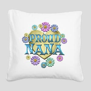 PROUDNANA Square Canvas Pillow