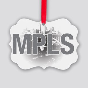 MPLS_SCENERY Picture Ornament