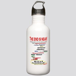 The end is near! Stainless Water Bottle 1.0L