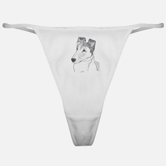 Smooth Collie sable Classic Thong