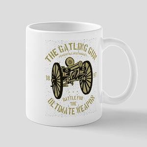 Gatling Gun Mugs