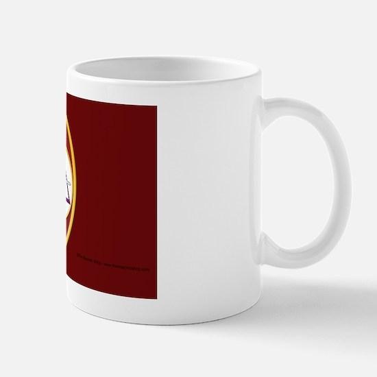 York Rite License copy Mug
