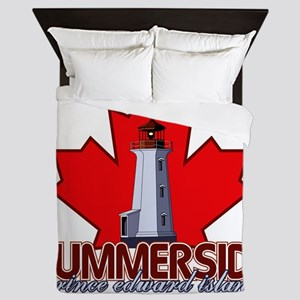 Summerside Lighthouse Queen Duvet