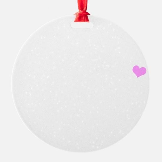 belieber-tshirt-white Ornament