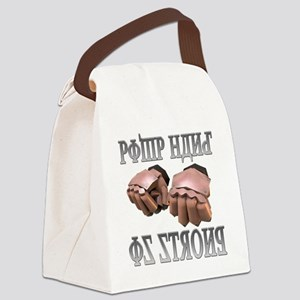 pimphand Canvas Lunch Bag