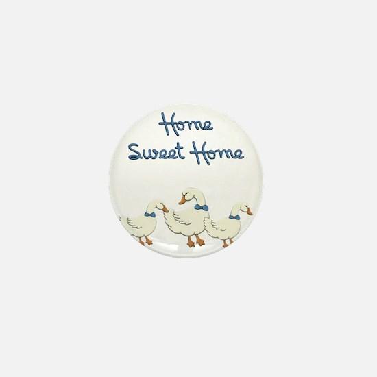 Home Sweet Home Mini Button