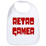 Retro Gamer Bib