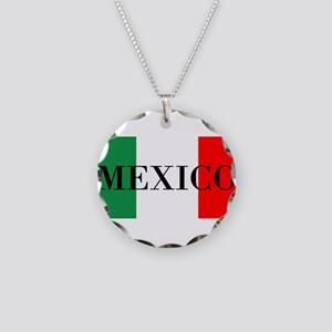 Mexico Flag Colors Necklace