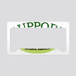 3BCT Special Troops Bn 1ID Ca License Plate Holder