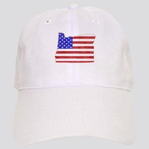 Oregon Flag Cap