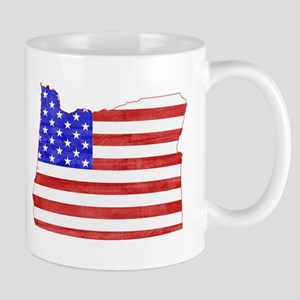 Oregon Flag Mug
