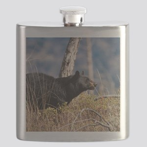Black bear (5) Flask