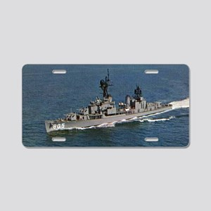 chevalier ddr postcard Aluminum License Plate