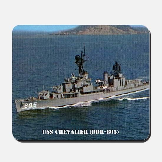 chevalier ddr postcard Mousepad