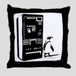 cool-bird_20 Throw Pillow