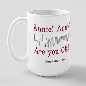 Annie! Annie! 2 Large Mug