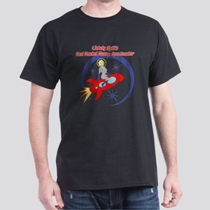 Red_Rocket1 Dark T-Shirt