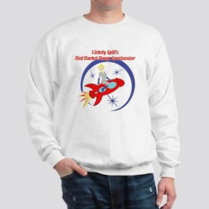 Red_Rocket1 Sweatshirt