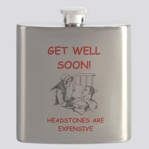 GET WELL soon Flask