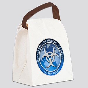 DMS-MABERRY-ALPHA-LARGE Canvas Lunch Bag