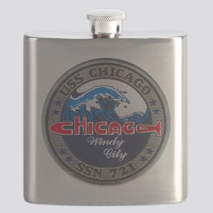 chicago patch Flask