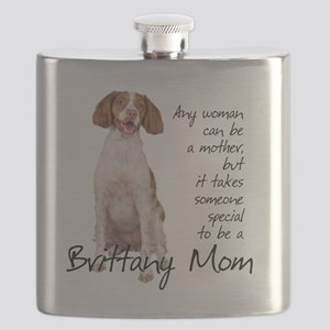 Brittany Mom Flask