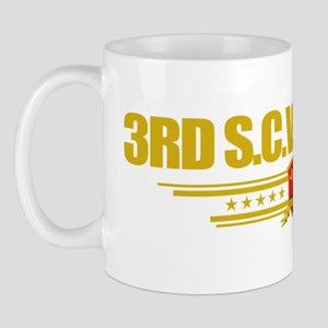 3rd SCV Cavalry (flag 10) pocket Mug