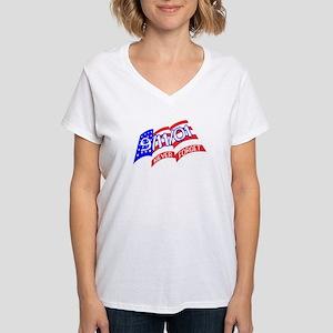 Never Forget Flag Ash Grey T-Shirt