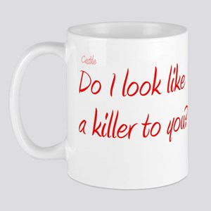 castle kill my patience  Mug