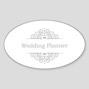 Wedding Planner in silver Sticker