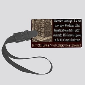1 Large Luggage Tag