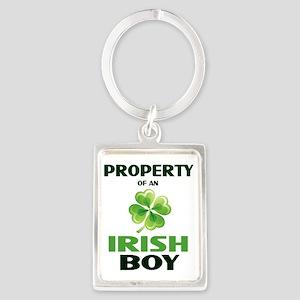 prop-irish Portrait Keychain