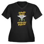 VET DAUGHTER Plus Size T-Shirt